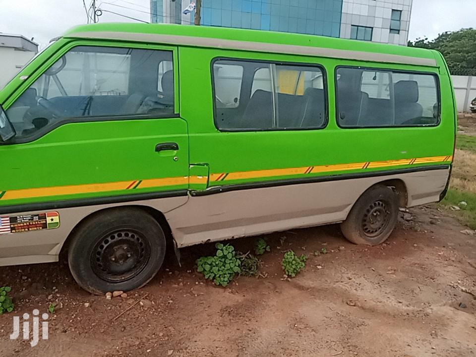 Archive: Hyundai H100 2003 Green