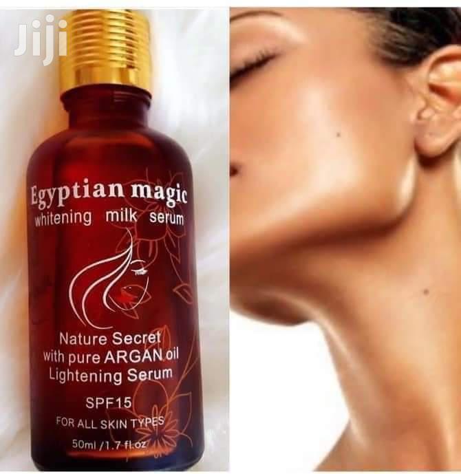 Egyptian Magic Whitening Milk Serum | Skin Care for sale in Teshie-Nungua Estates, Greater Accra, Ghana