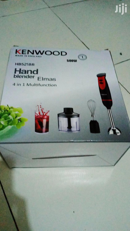 4 In1kenwood Hand Blender