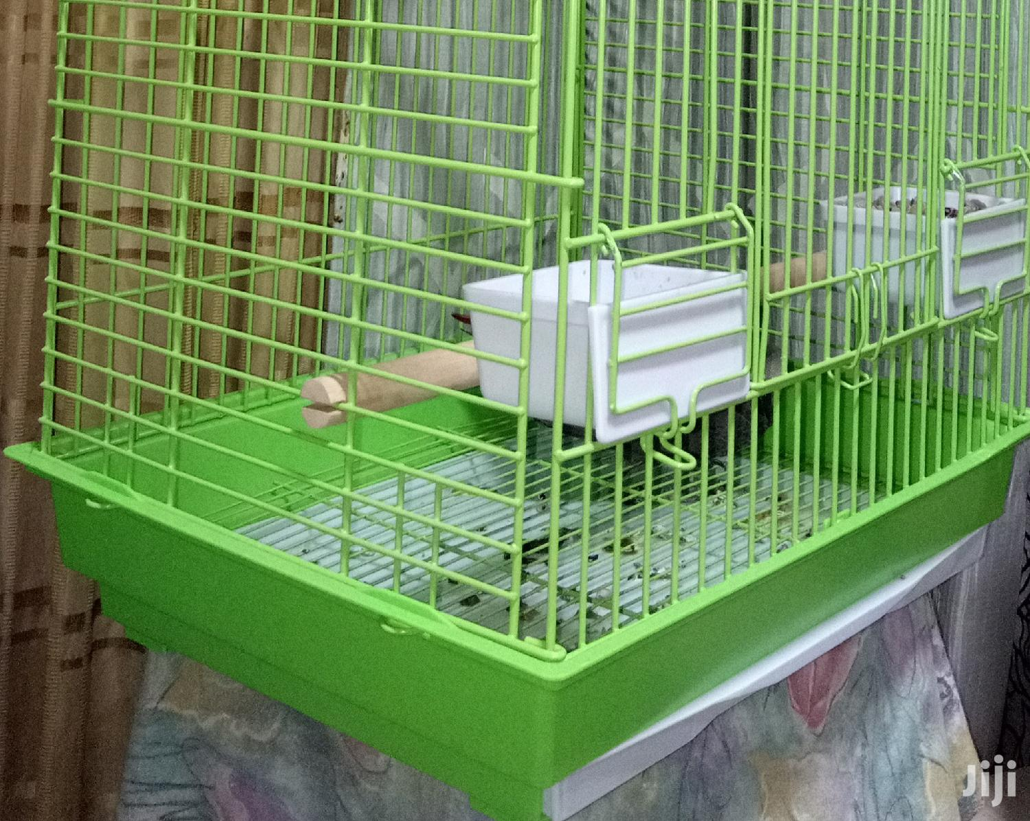 Max Medium Bird Cage | Pet's Accessories for sale in Achimota, Greater Accra, Ghana