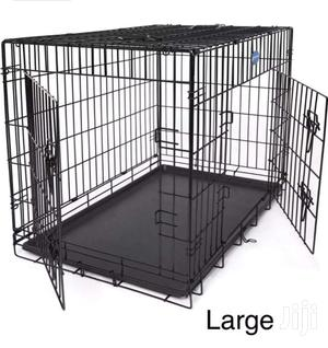 Metal Dog Cage. | Pet's Accessories for sale in Greater Accra, Adenta