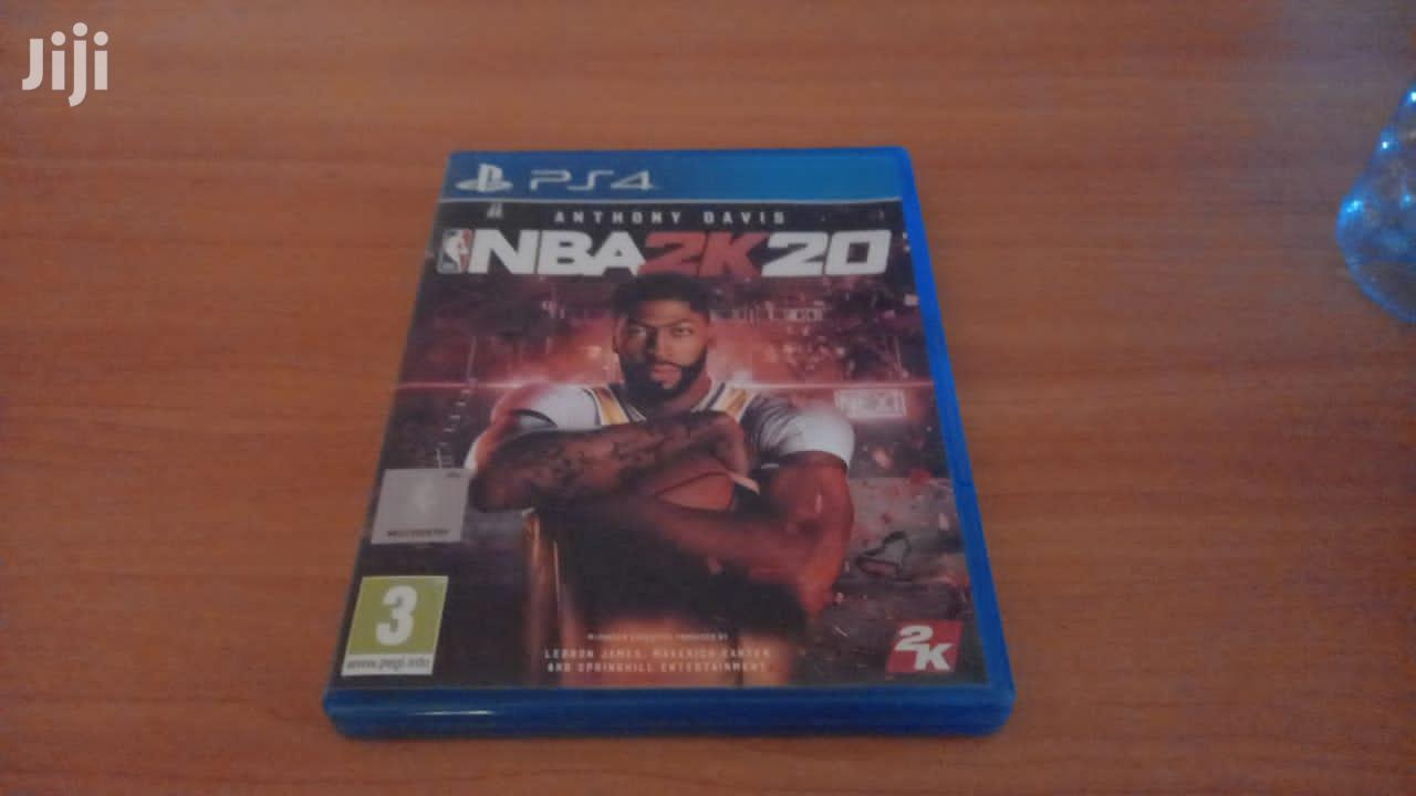 Archive: Nba 2K20 Ps4