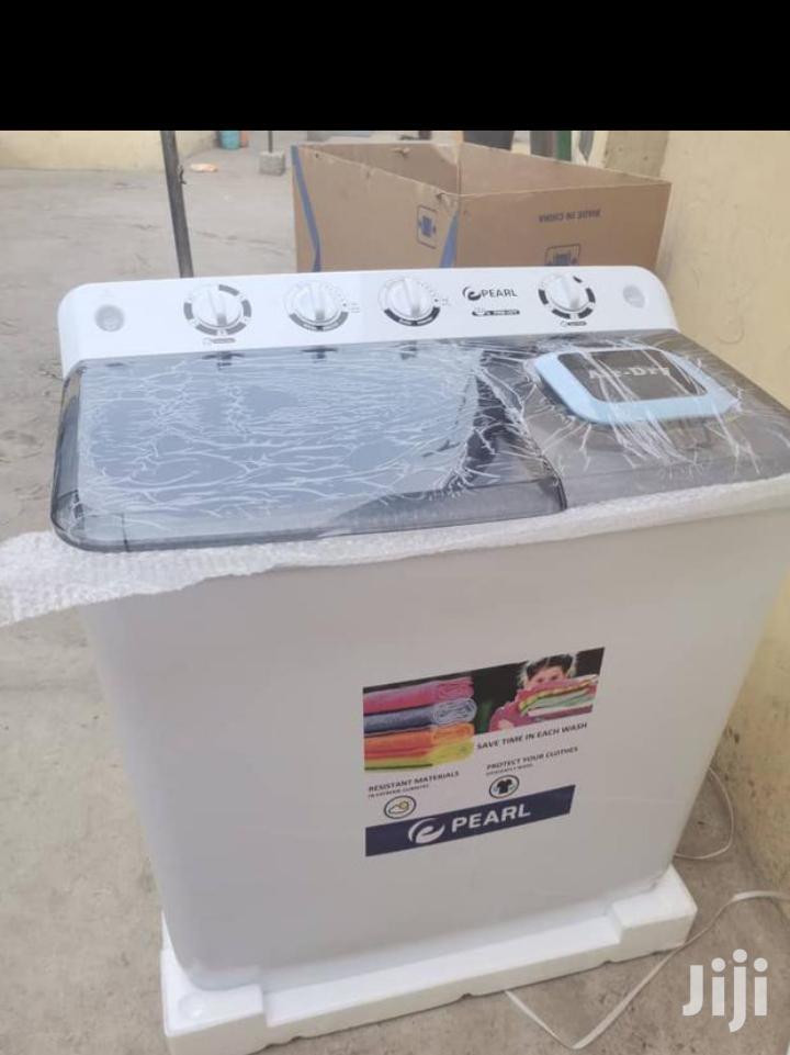 Quality Pearl 12kg Twin Tub Automatic Washing Machine Type