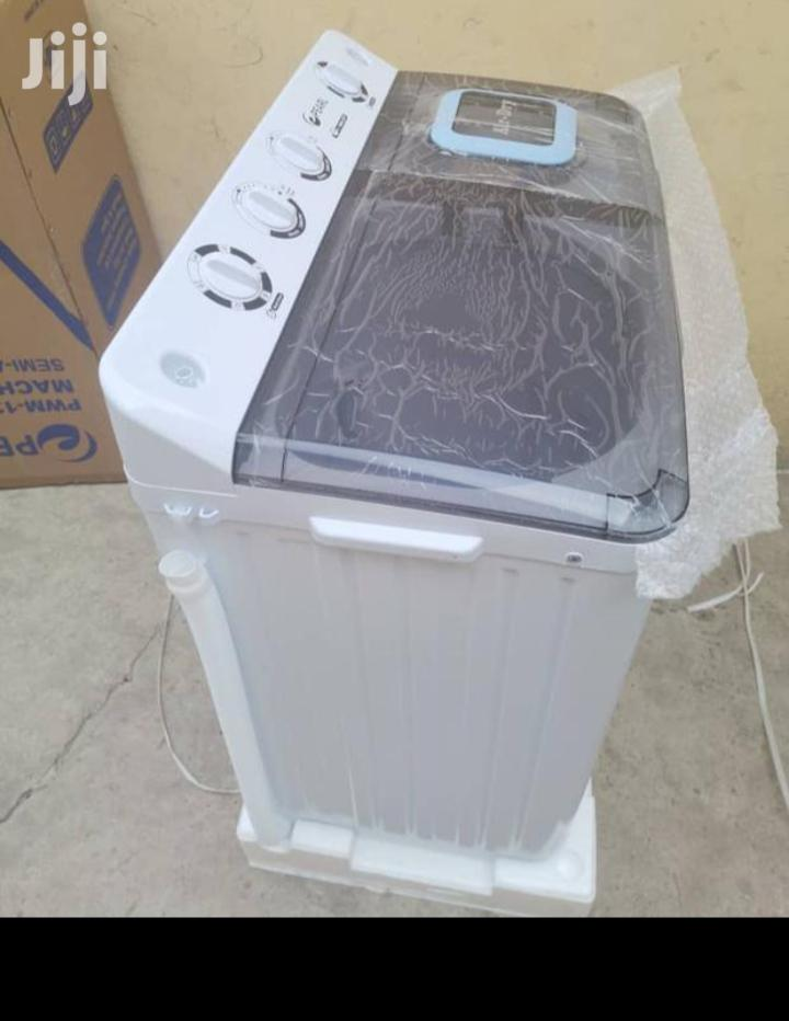 Quality Pearl 12kg Twin Tub Automatic Washing Machine Type