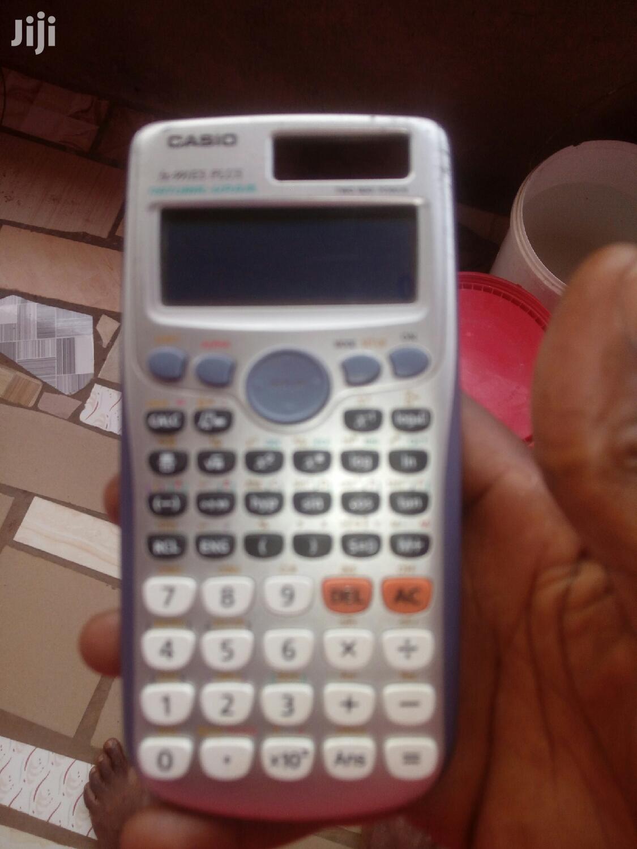 Archive: Casio Scientic Calculator Fx-991es PLUS