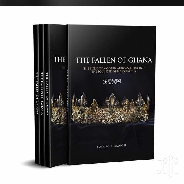 The Fallen of Ghana.The Founder of HIV/AIDS Cure.