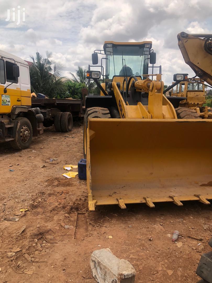 SDLG Wheel Loader For Rent | Heavy Equipment for sale in Kumasi Metropolitan, Ashanti, Ghana
