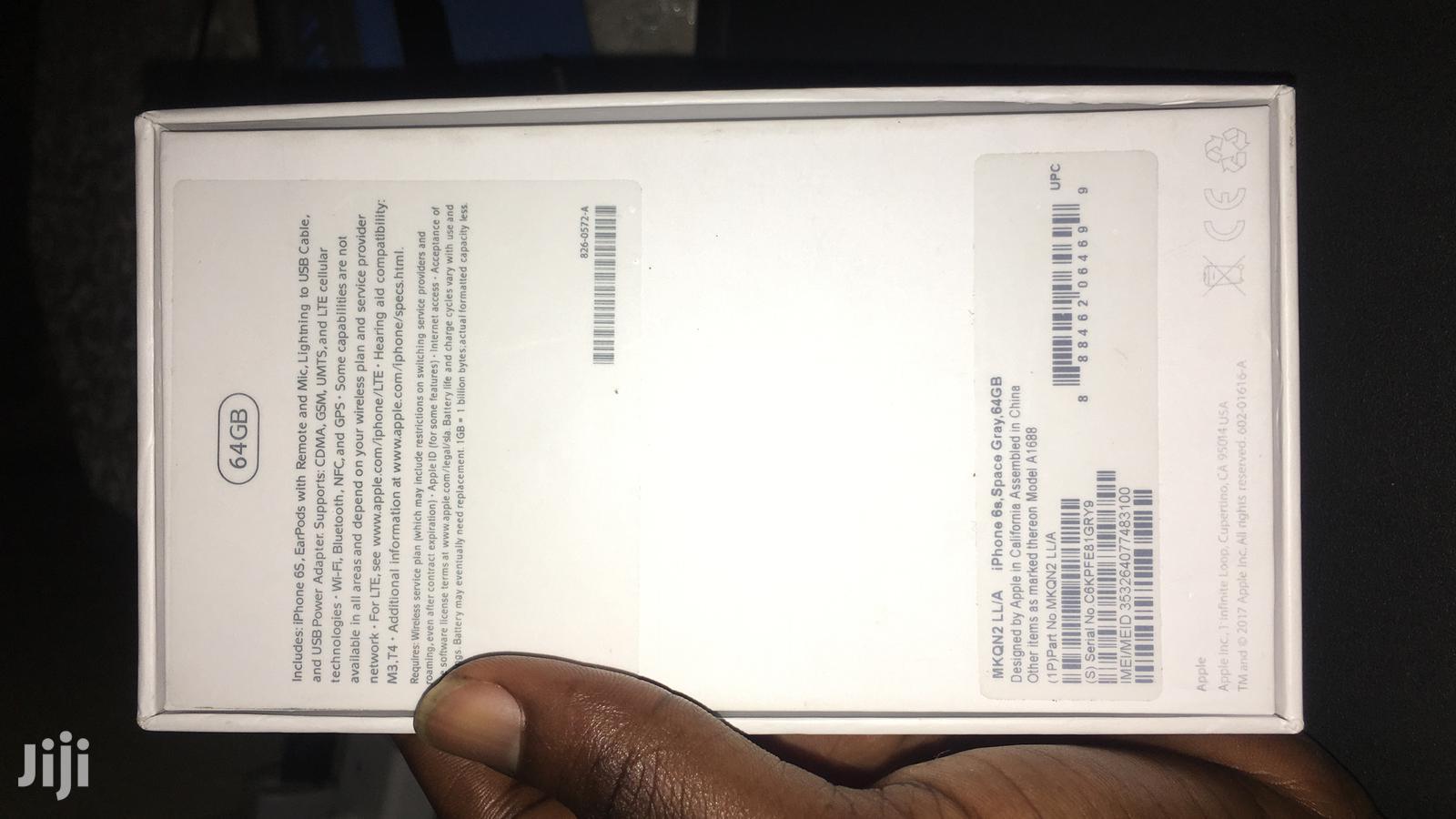 Apple iPhone 6s 64 GB Gray | Mobile Phones for sale in Shama Ahanta East Metropolitan, Western Region, Ghana
