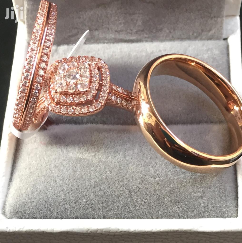 Quality 2 Pcs Wedding Rings | Wedding Wear & Accessories for sale in Kumasi Metropolitan, Ashanti, Ghana