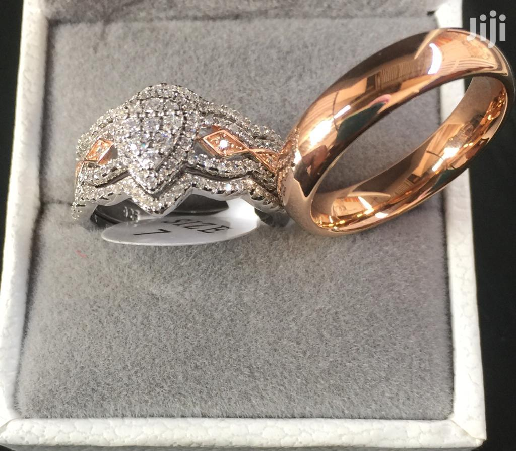 Lifetime Guarantee 3 Pieces 925 Sterling Silver Wedding   Wedding Wear & Accessories for sale in Kumasi Metropolitan, Ashanti, Ghana