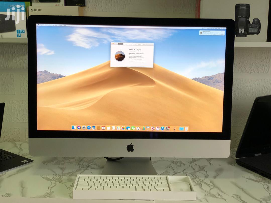 Archive: Desktop Computer Apple iMac 8GB Intel Core i5 SSHD (Hybrid) 1T