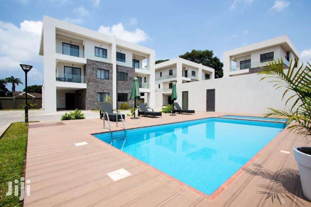 Luxury 4 Bedroom House For Sale At Airport Residential Area
