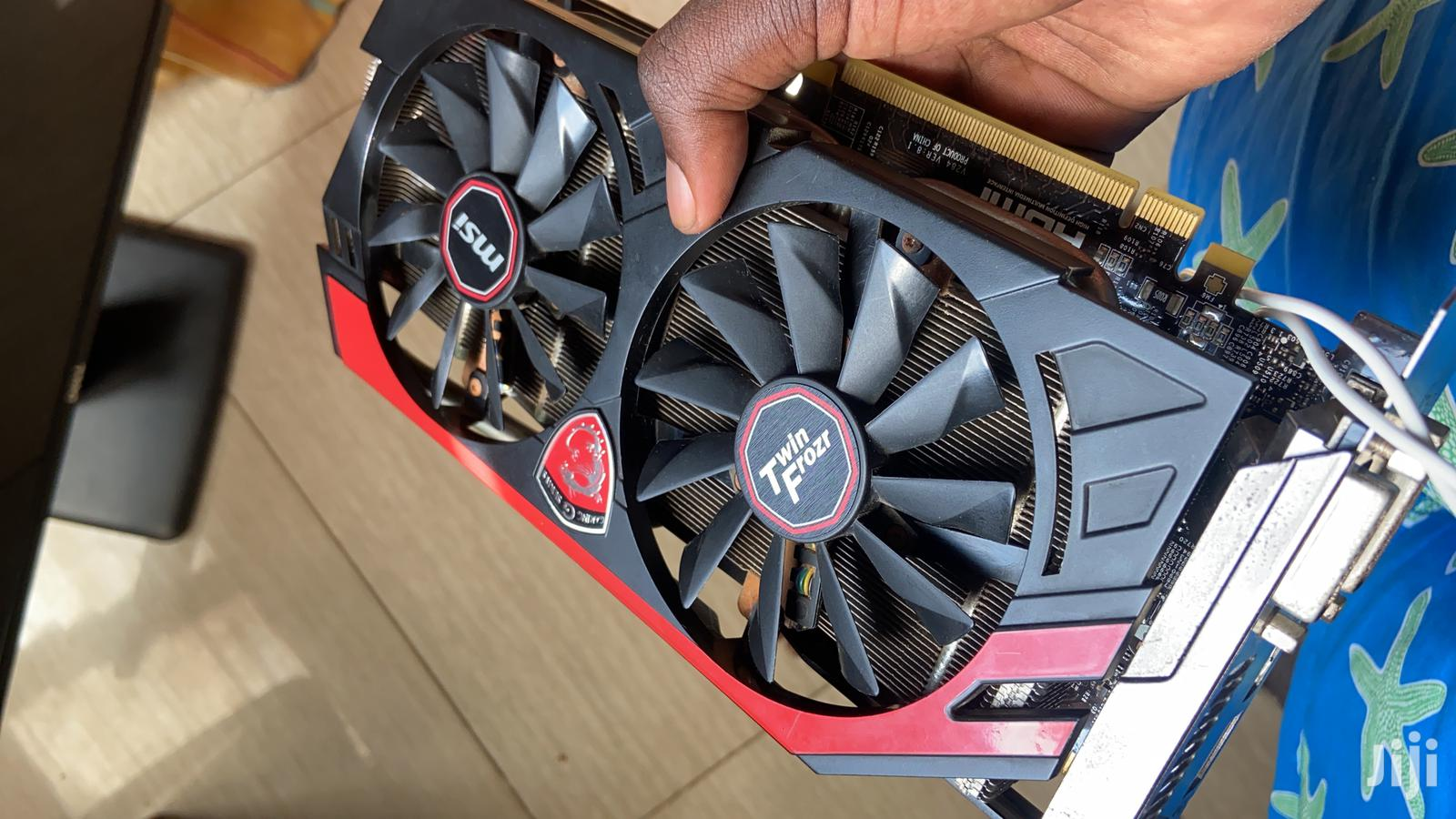MSI Geforce Gtx 760 OC 2gb Vram