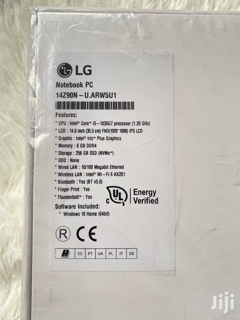 Archive: New Laptop LG Gram 14 8GB Intel Core i5 SSD 256GB