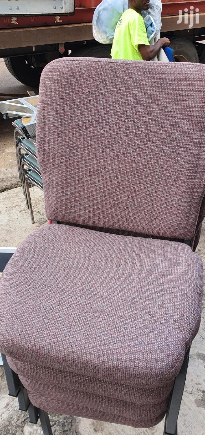 Chairs For Hotels Nd Conference Centres Available | Furniture for sale in Kumasi Metropolitan, Ashanti, Ghana