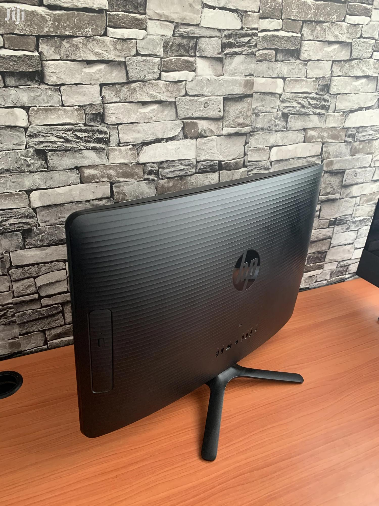 Desktop Computer HP AiO 24 8GB Intel Core I3 HDD 1T | Laptops & Computers for sale in Osu, Greater Accra, Ghana