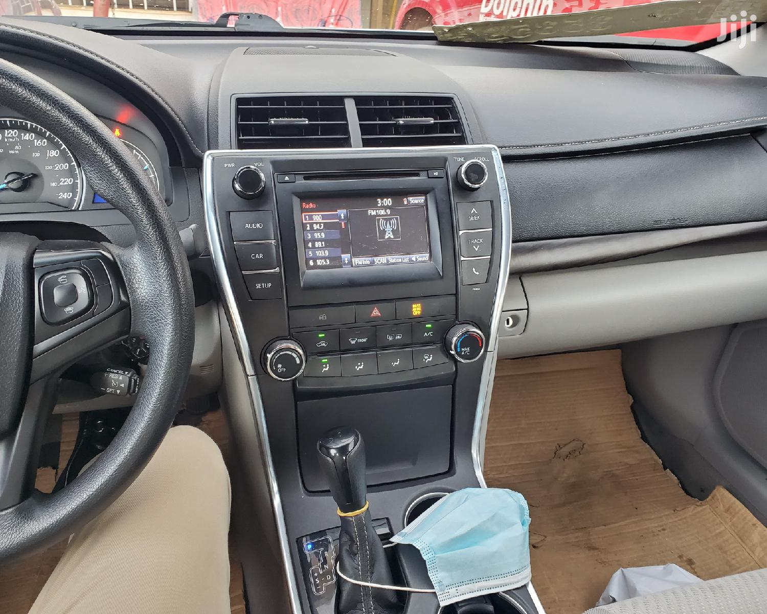 Archive: Toyota Camry 2016 Gray