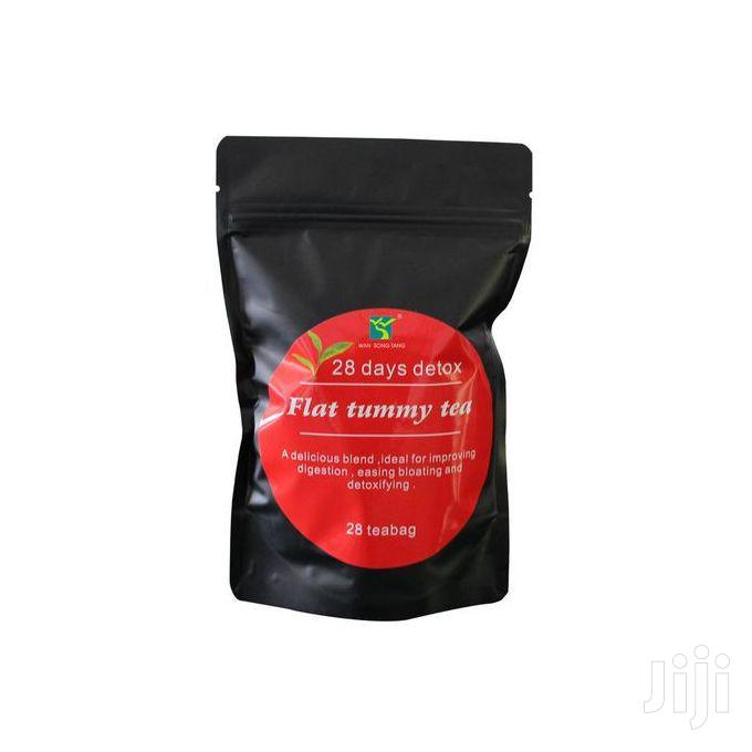 Detox Flat Tummy Tea | Vitamins & Supplements for sale in East Legon, Greater Accra, Ghana