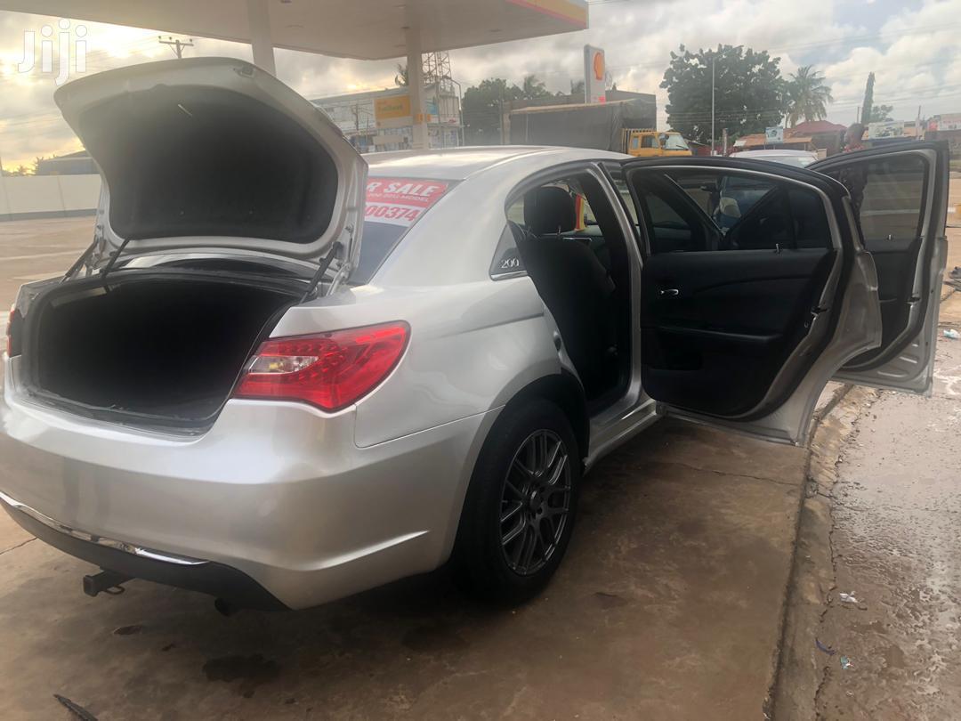 Chrysler Sedan 2012 Gray | Cars for sale in North Kaneshie, Greater Accra, Ghana
