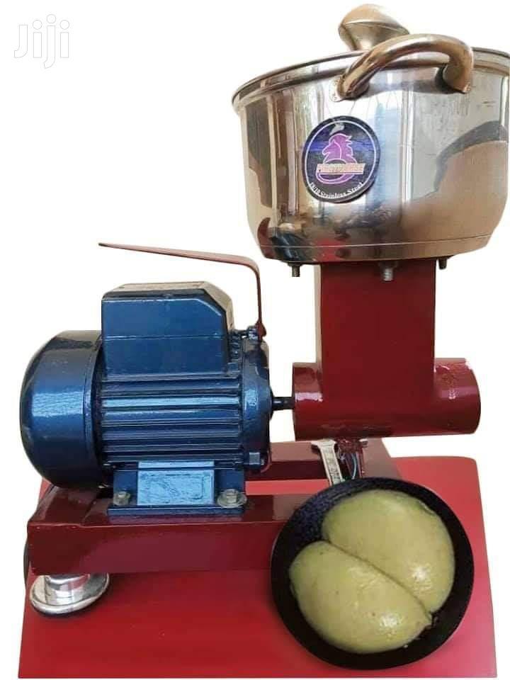 Fufu Machine