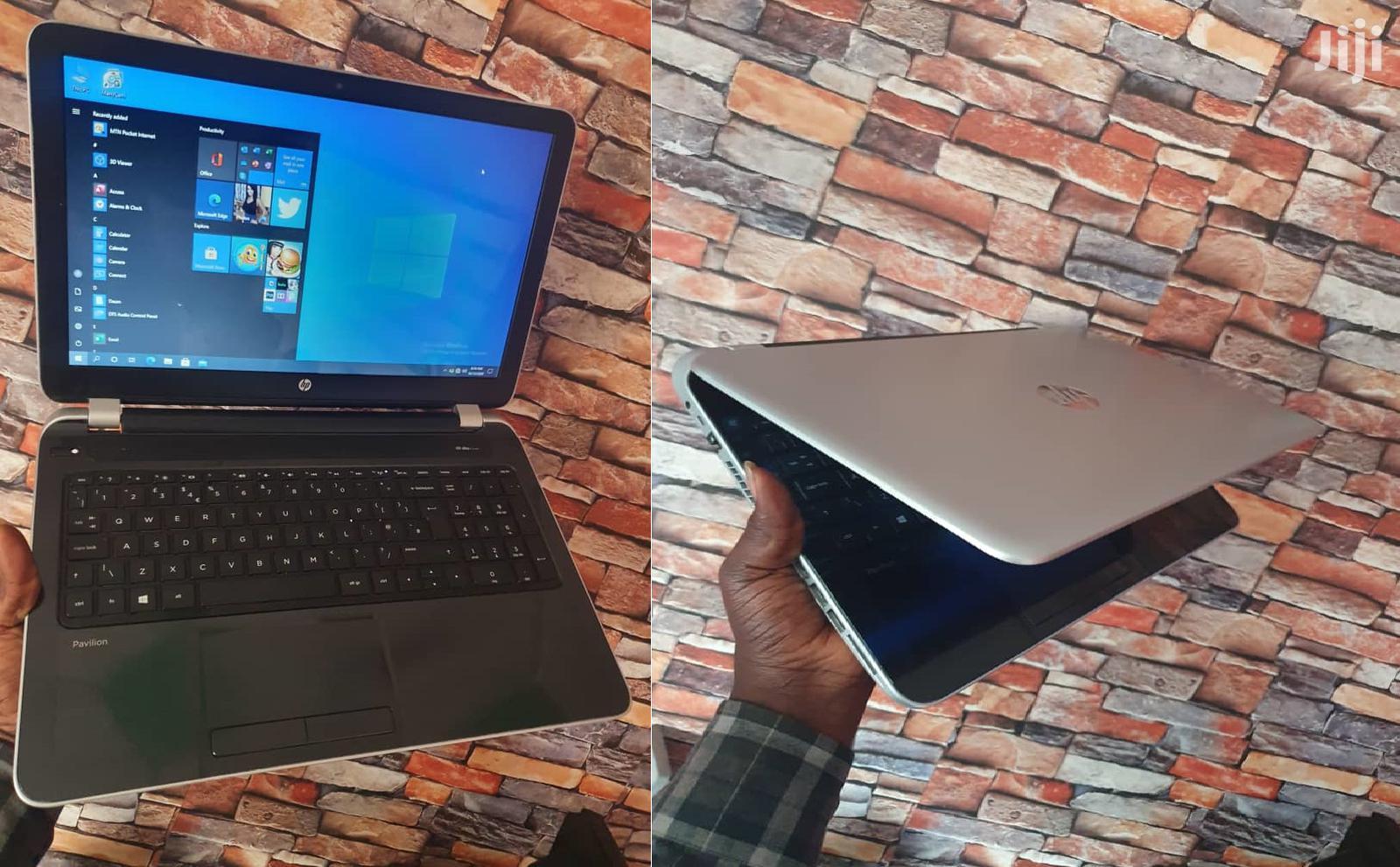 Laptop HP Pavilion 15 4GB Intel Core I5 HDD 750GB