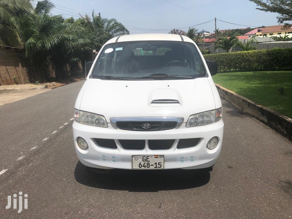 Hyundai H200 2005 White