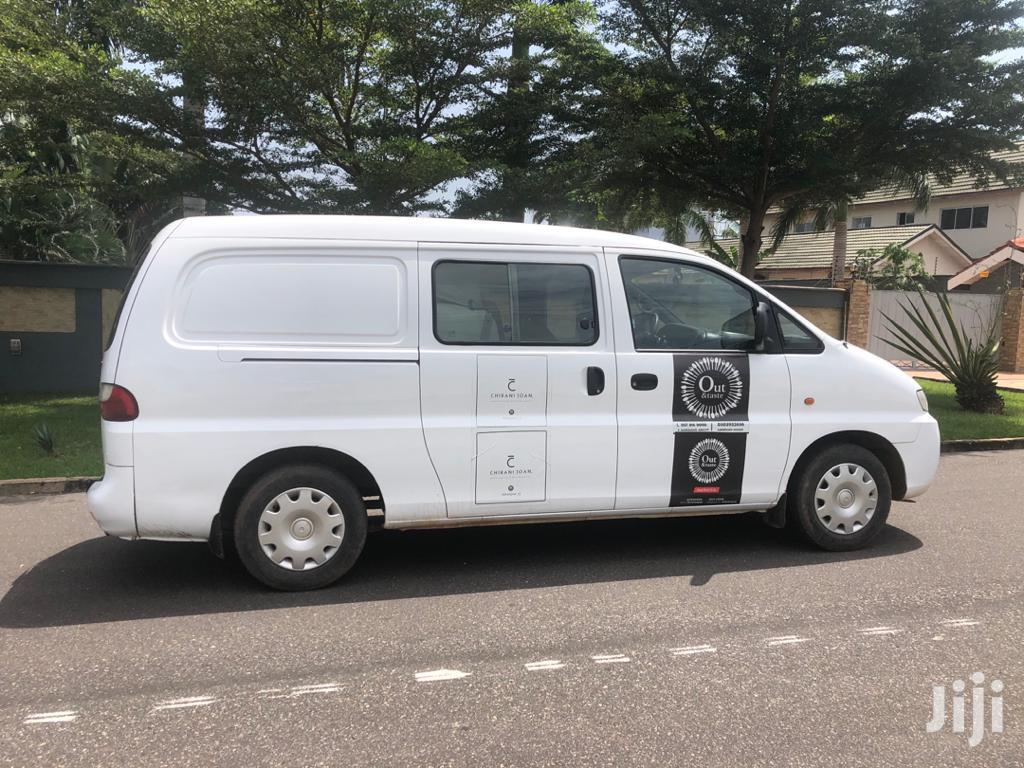 Hyundai H200 2005 White | Buses & Microbuses for sale in East Legon, Greater Accra, Ghana