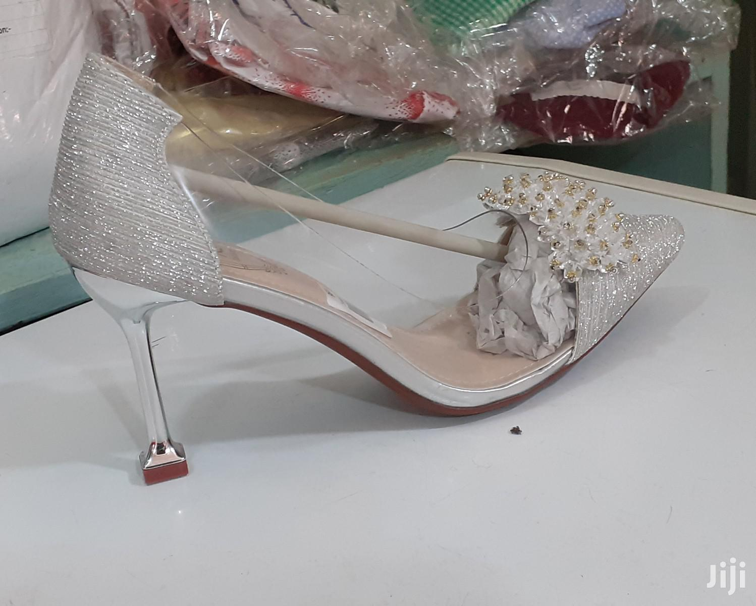 Bridal Heels Available In All Sizes | Shoes for sale in Akuapim South, Eastern Region, Ghana