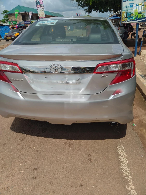 Toyota Camry 2012 Silver   Cars for sale in Sunyani Municipal, Brong Ahafo, Ghana
