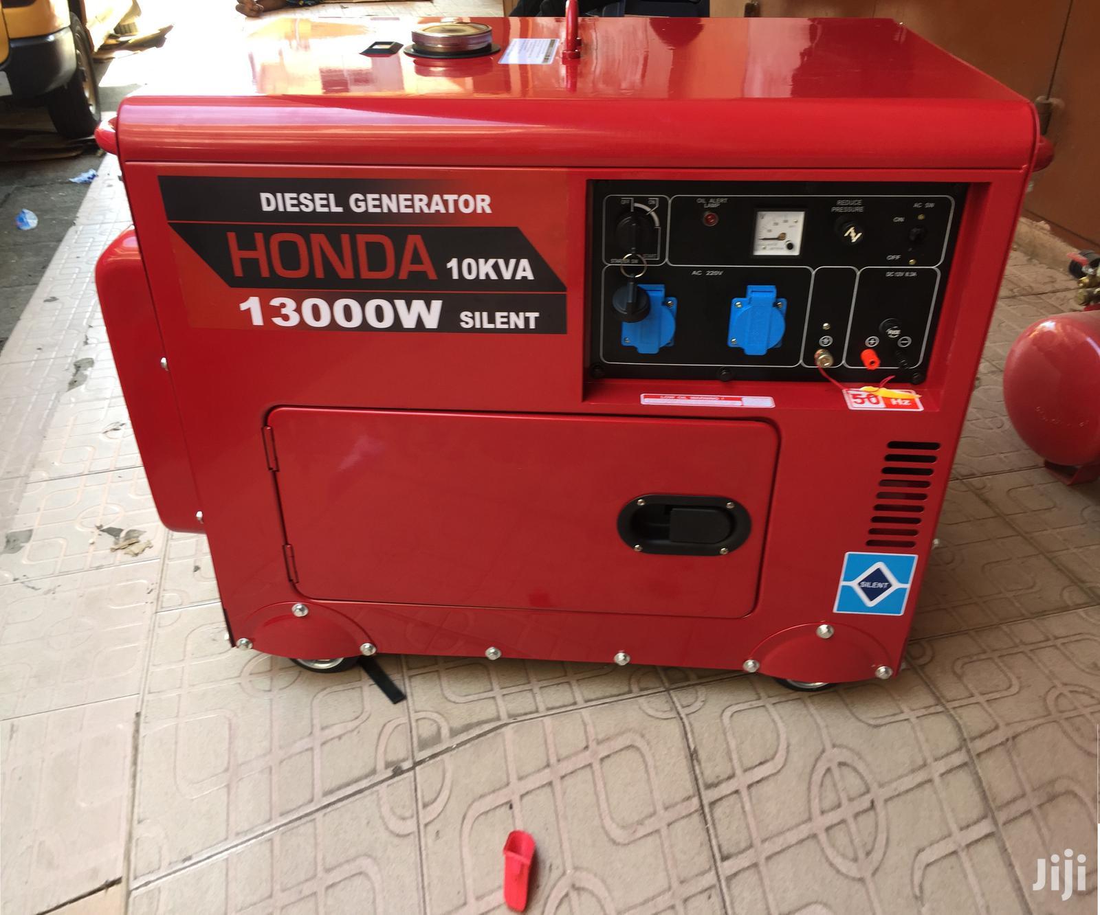 DIESEL Exp13000wax Honda 10kva Japan Generator