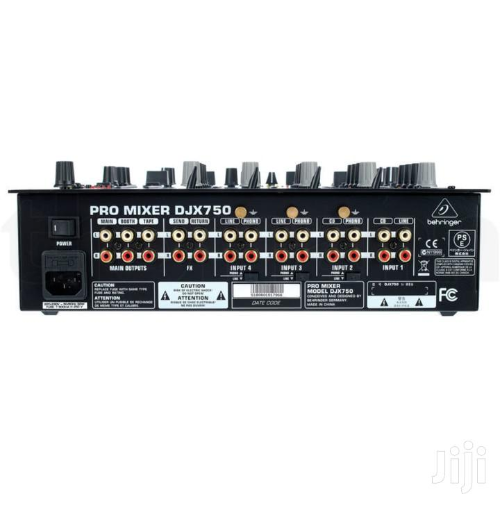 DJ Mixer Behringer DJX750 | Audio & Music Equipment for sale in Cantonments, Greater Accra, Ghana