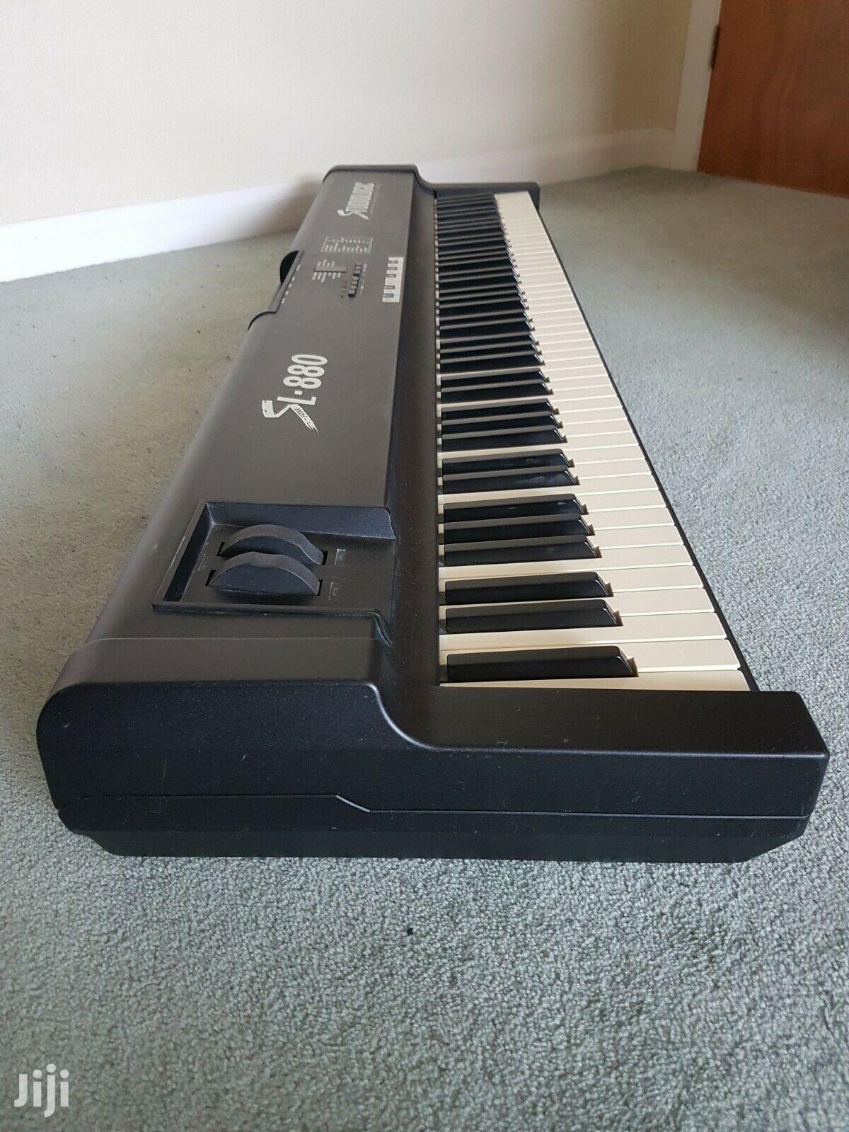 Studiologic SL-880 88-Key Piano Hammer Action MIDI Keyboard | Musical Instruments & Gear for sale in Adenta Municipal, Greater Accra, Ghana