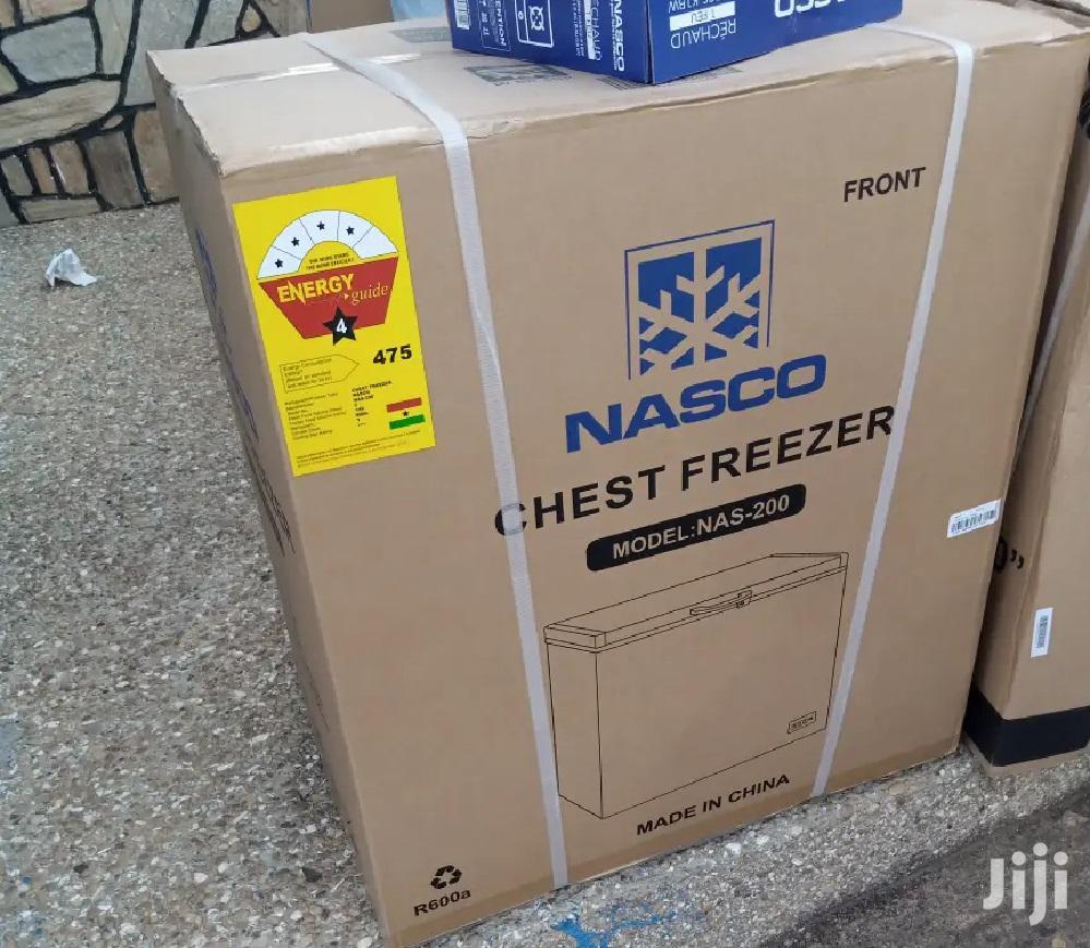 Nasco Chest Freezer 145L