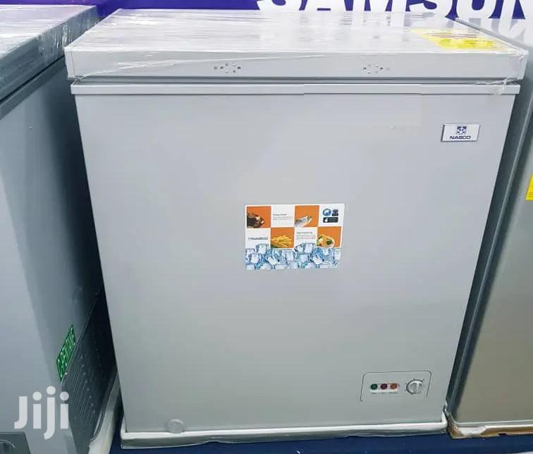Nasco 142ltr Chest Freezer - Nas200
