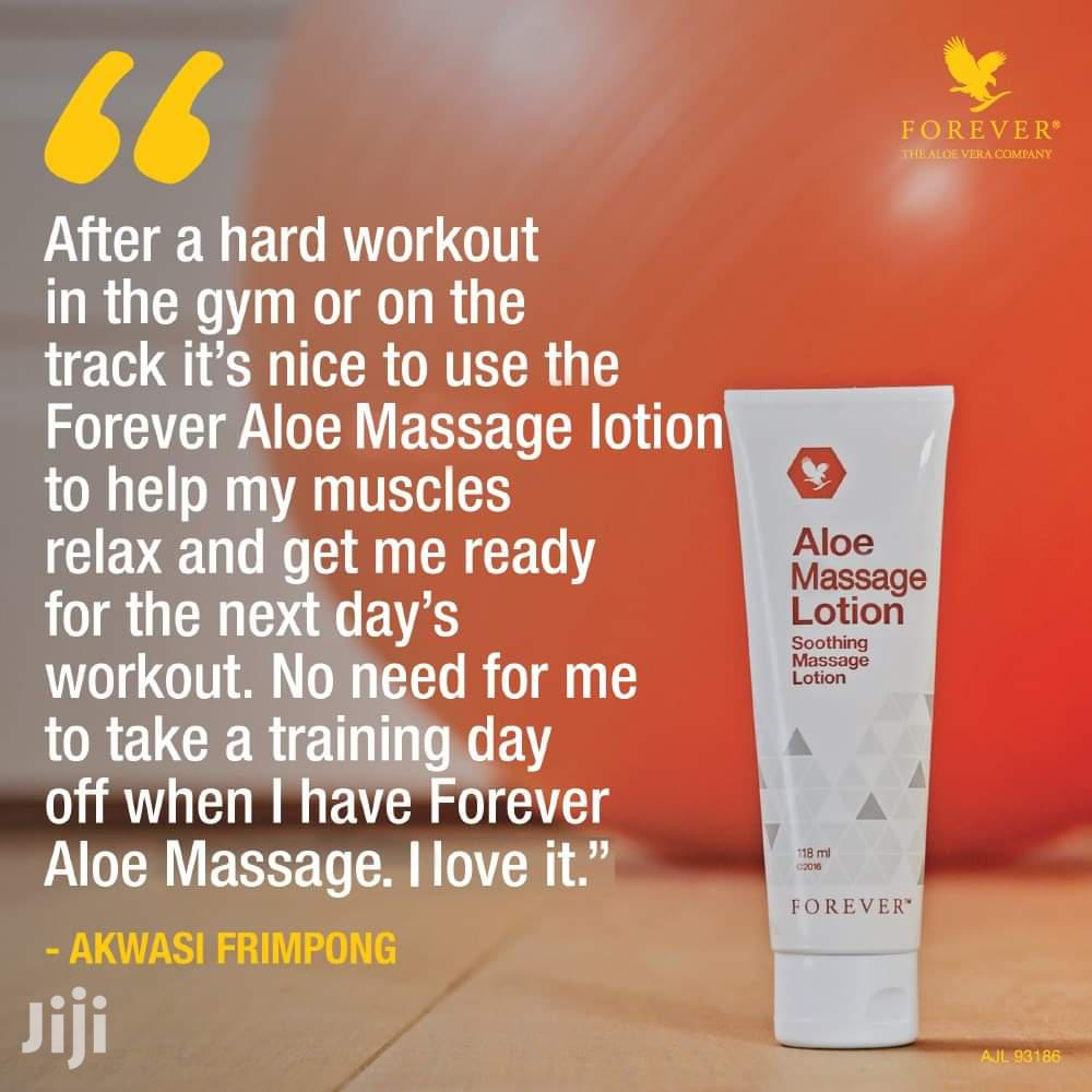 Aloe Heat Lotion For Joint Aches And Muscles