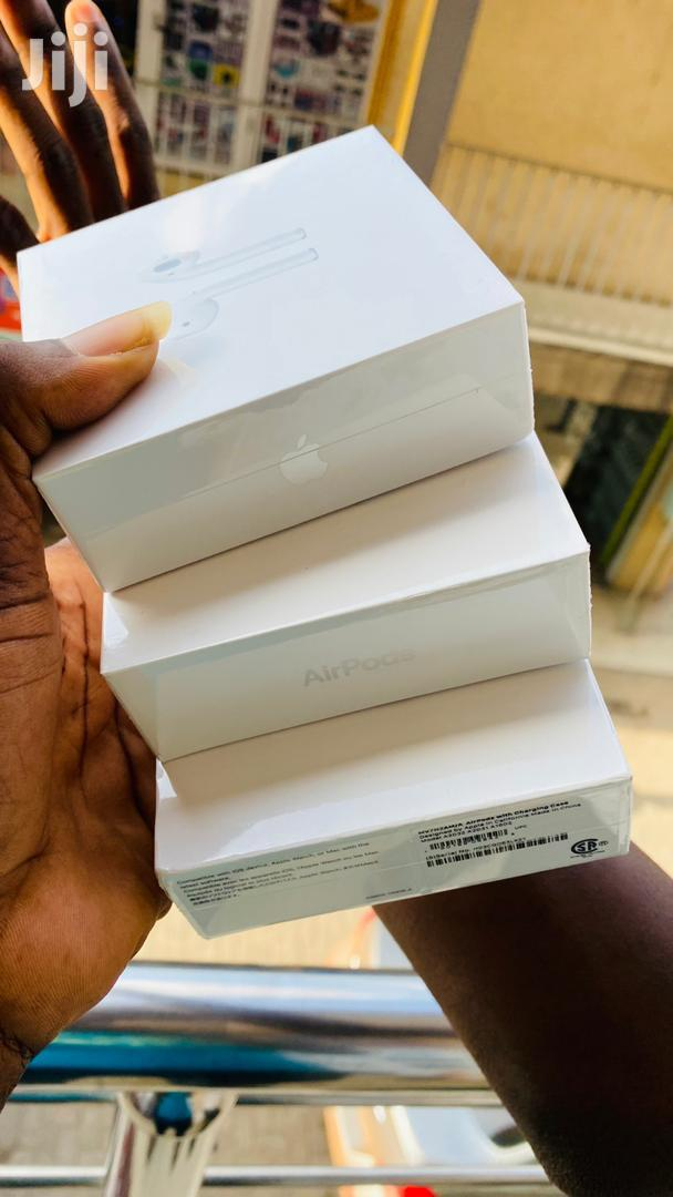 Brand New Airpods 2 With Normal Charging Case Available | Accessories for Mobile Phones & Tablets for sale in Adenta Municipal, Greater Accra, Ghana