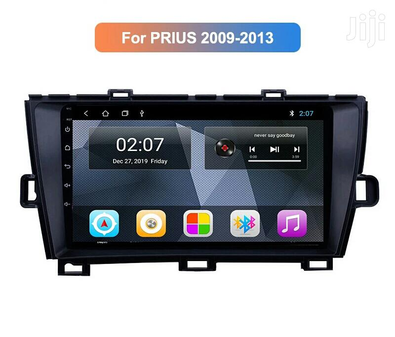 Toyota Prius Andriod DVD Player 2009-2013   Vehicle Parts & Accessories for sale in Abossey Okai, Greater Accra, Ghana
