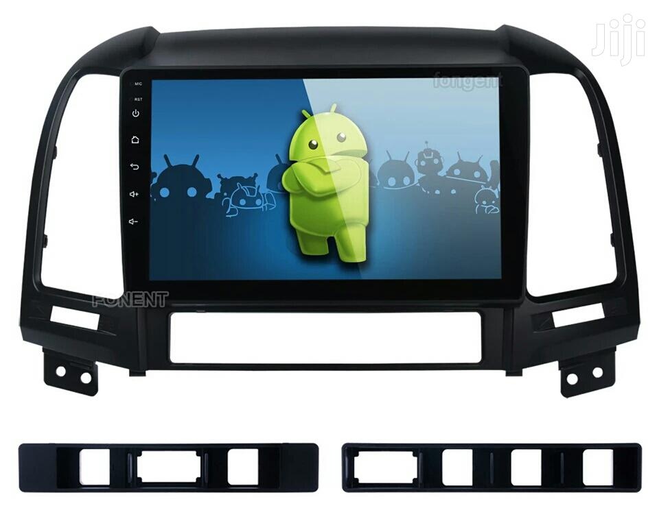 Hyundai Santafe Andriod Navigation Gps System 2005-2012 | Vehicle Parts & Accessories for sale in Abossey Okai, Greater Accra, Ghana