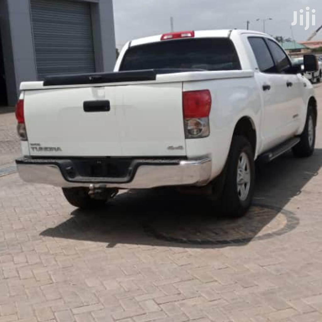 Toyota Tundra 2009 Regular Cab 4x4 White | Cars for sale in Accra Metropolitan, Greater Accra, Ghana