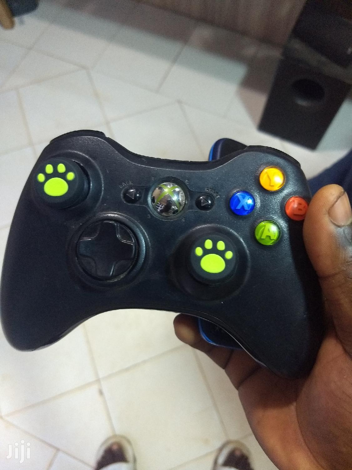 Original Xbox 360 Wireless Pad   Video Game Consoles for sale in Darkuman, Greater Accra, Ghana