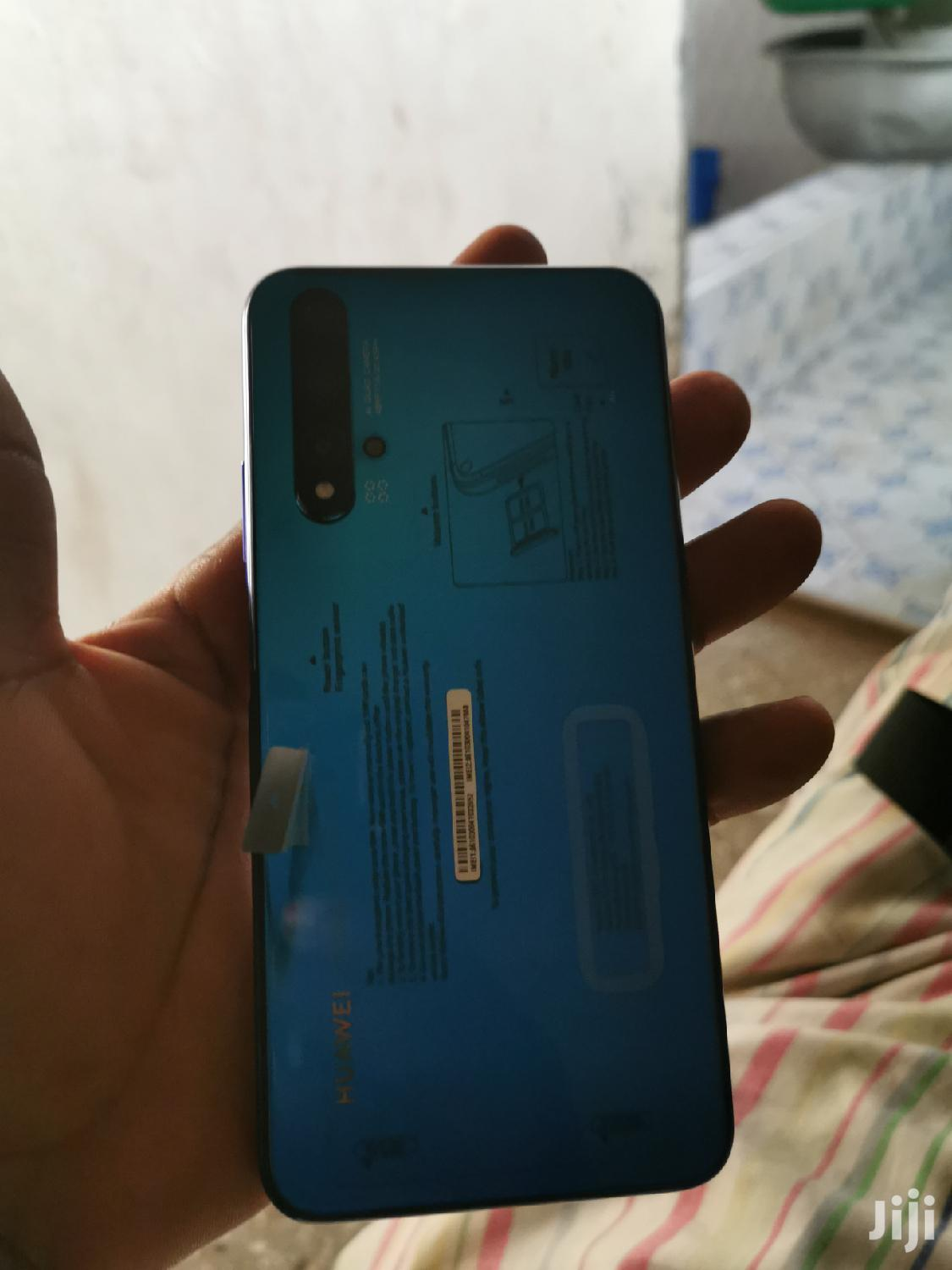 New Huawei Nova 5T 128 GB Blue   Mobile Phones for sale in Ga East Municipal, Greater Accra, Ghana