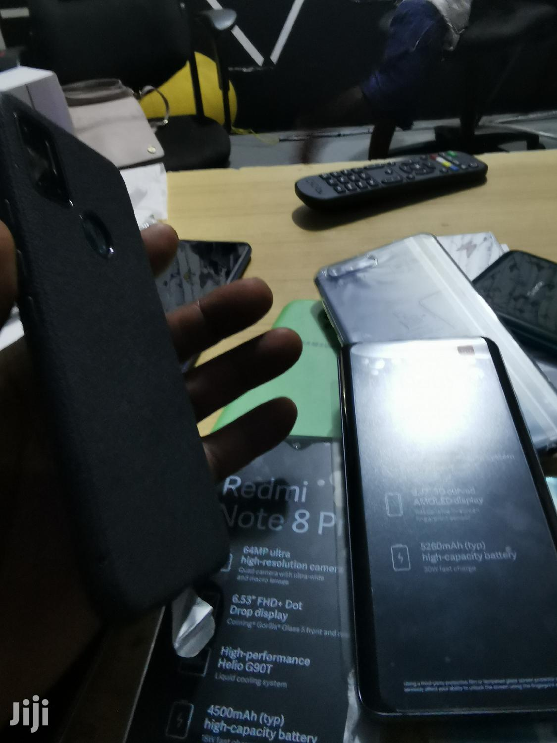 New Xiaomi Redmi Note 8 Pro 128 GB Blue | Mobile Phones for sale in Ga East Municipal, Greater Accra, Ghana