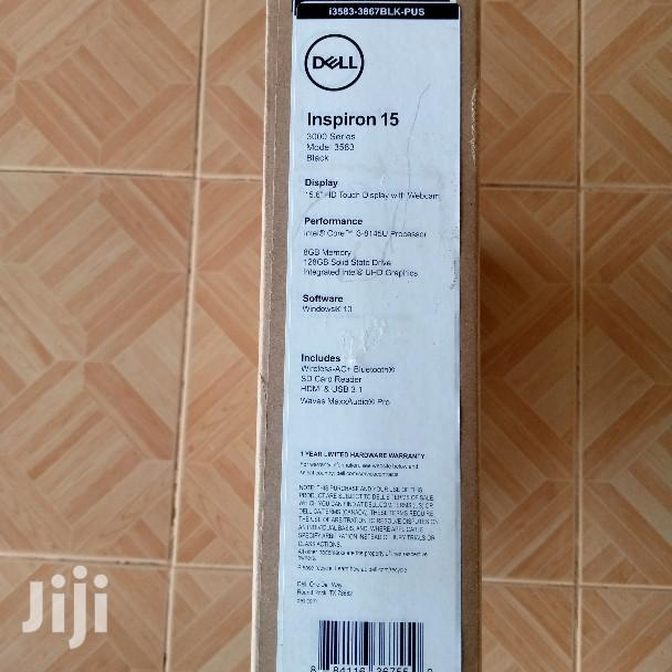 New Laptop Dell Inspiron 15 8GB Intel Core i3 SSD 128GB | Laptops & Computers for sale in Ga East Municipal, Greater Accra, Ghana