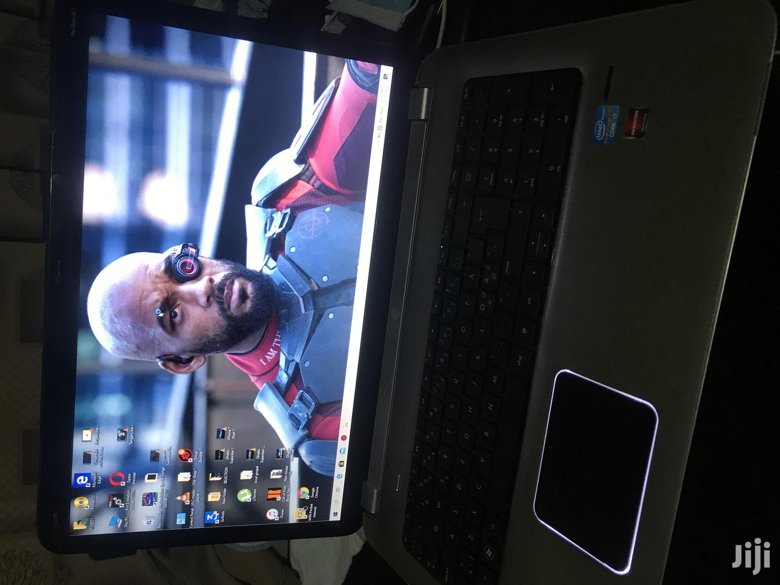Archive: Laptop HP Pavilion 17z 12GB Intel Core I7 SSHD (Hybrid) 1T