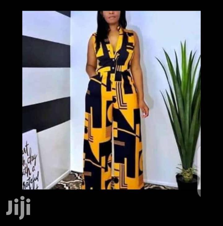 Ladies Jumpsuit   Clothing for sale in Accra Metropolitan, Greater Accra, Ghana