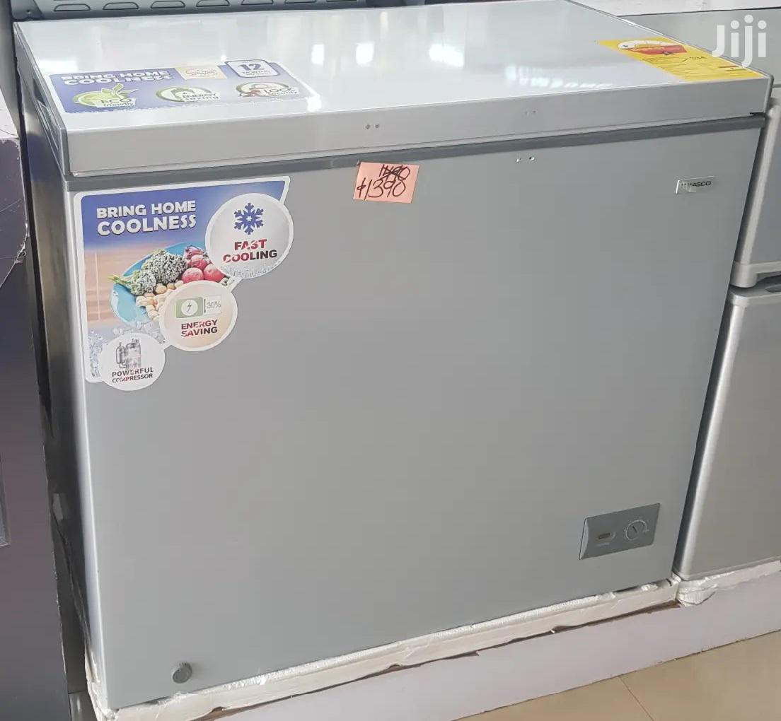 Nasco 200ltr Chest Freezer(Nas-260)