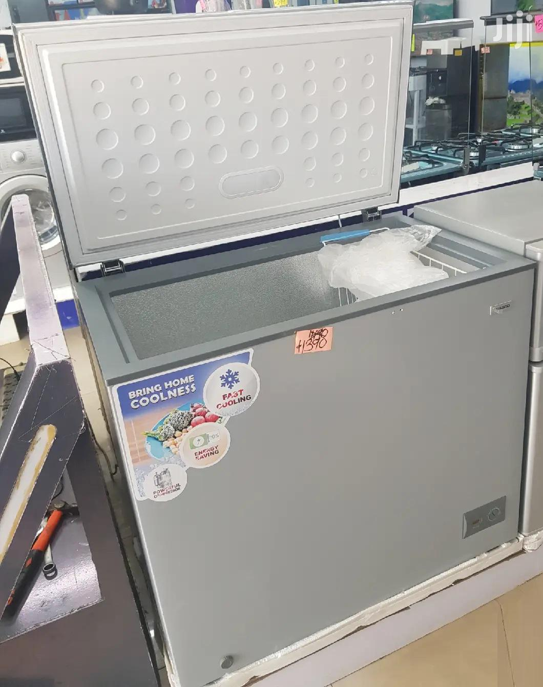 Nasco 200ltr Chest Freezer(Nas-260)   Kitchen Appliances for sale in Roman Ridge, Greater Accra, Ghana