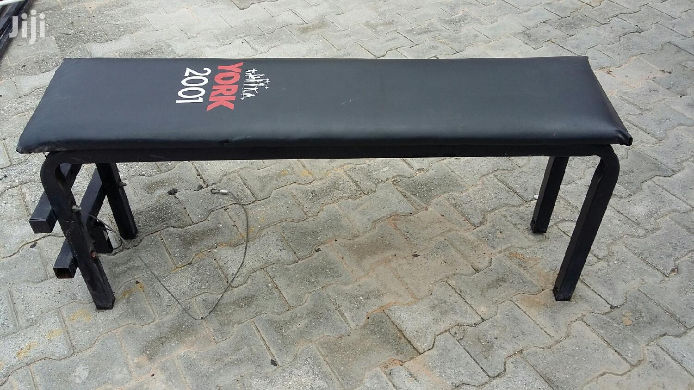 Quality York 2001 Gym Bench