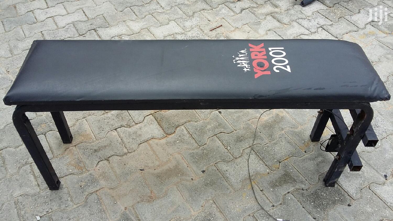 Quality York 2001 Gym Bench   Sports Equipment for sale in Awutu Senya East Municipal, Central Region, Ghana