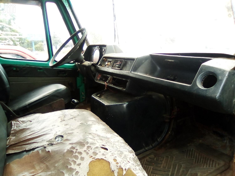 Archive: Benz 207 Registration Number 10